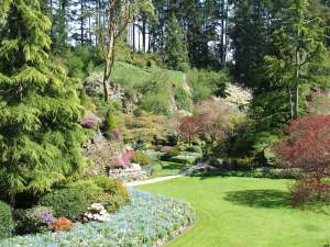 Buchart Gardens 2